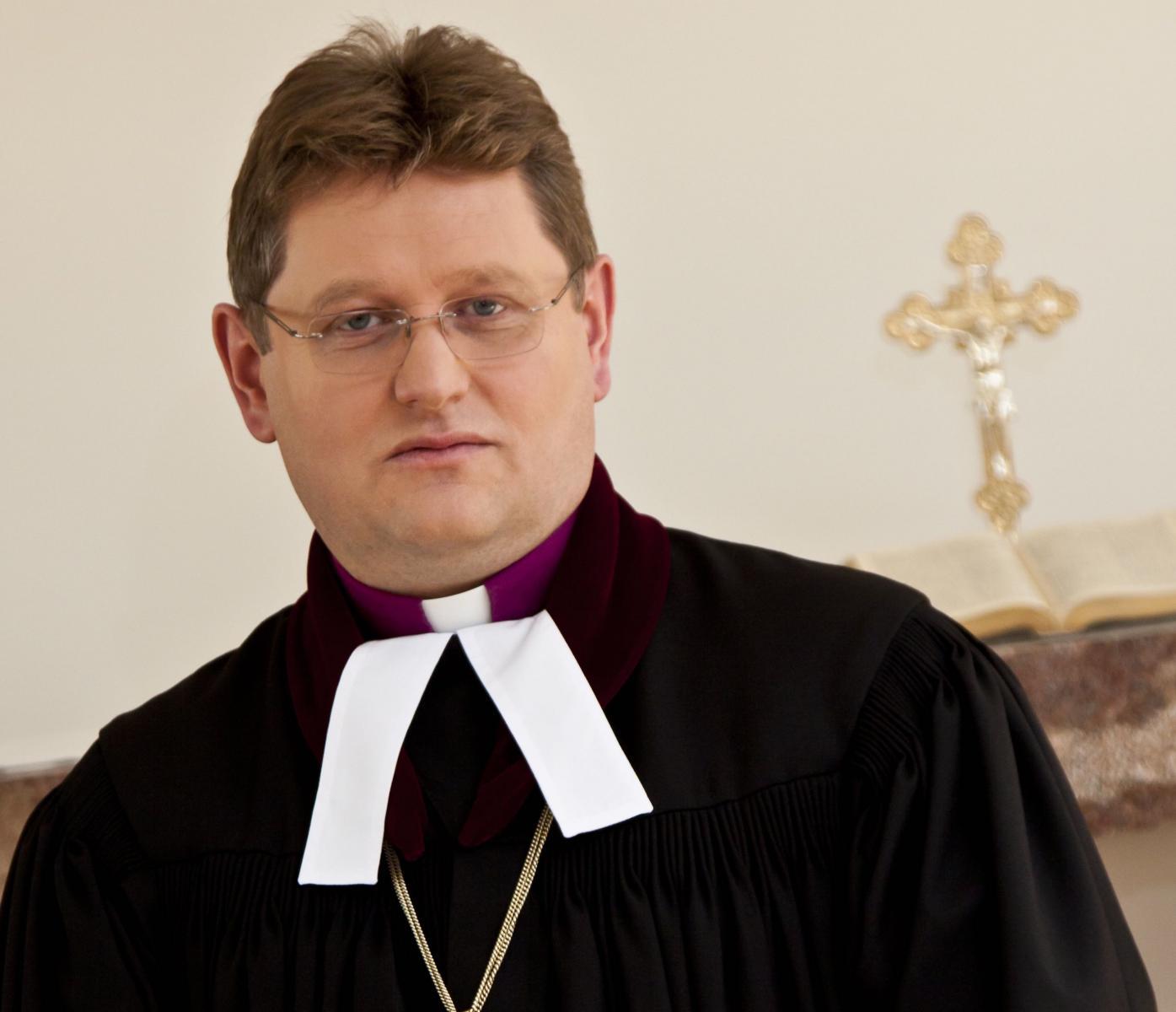 Ks. Jerzy Samiec, Biskup Kościoła Ewangelicko-Augsburskiego w RP