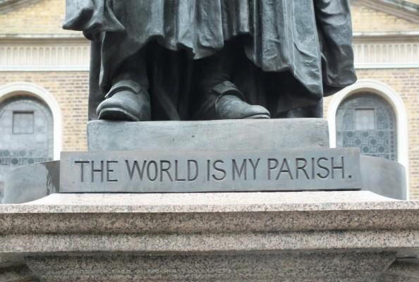 Świat jest moją parafią