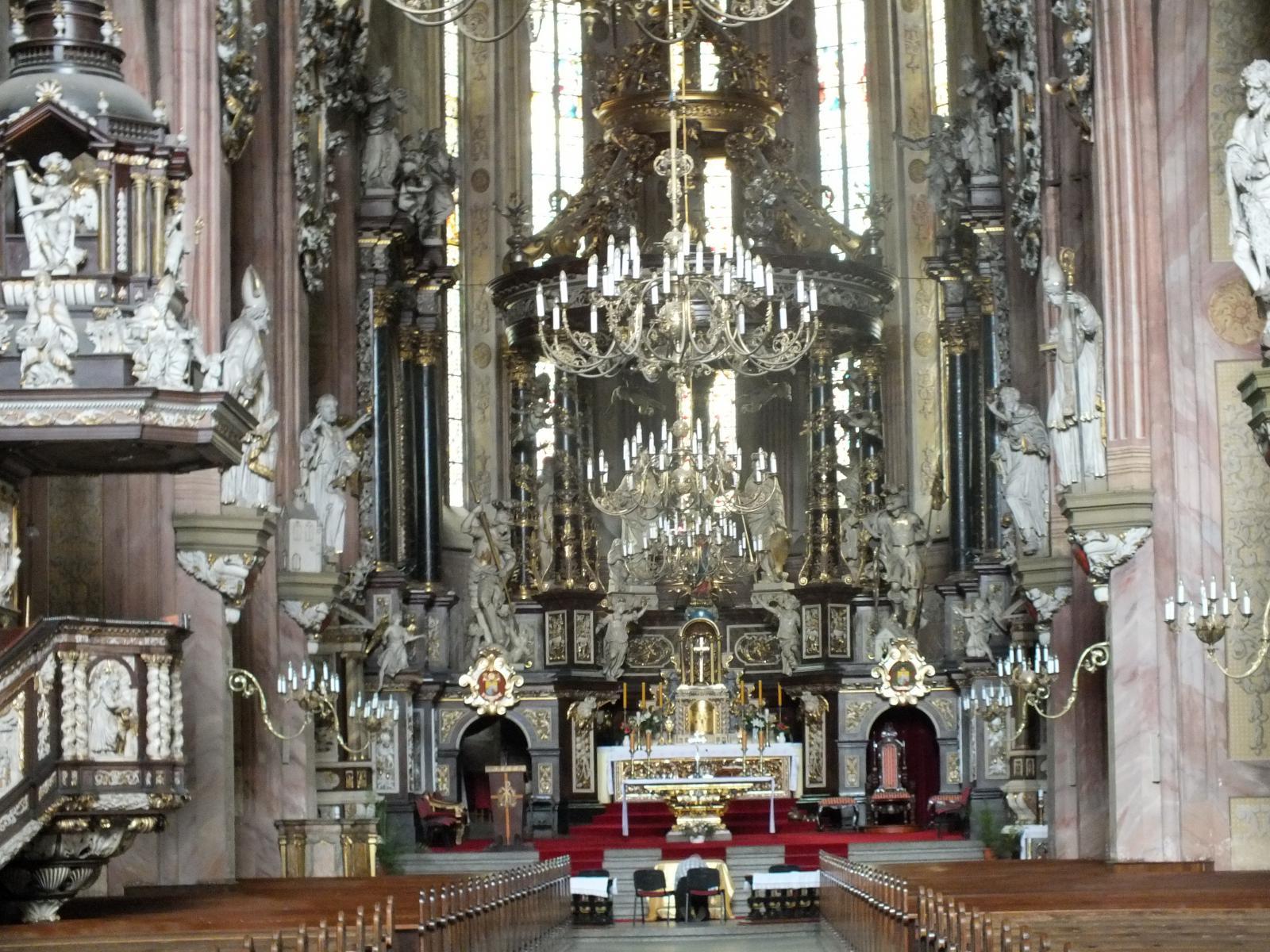 katedra rzymskokatolicka w Świdnicy