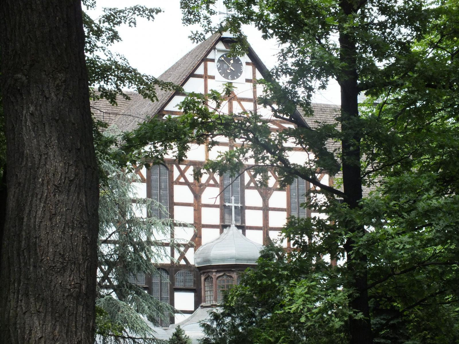 ewangelicko-augsburski Świętej Trójcy w Świdnicy (Kościół Pokoju)