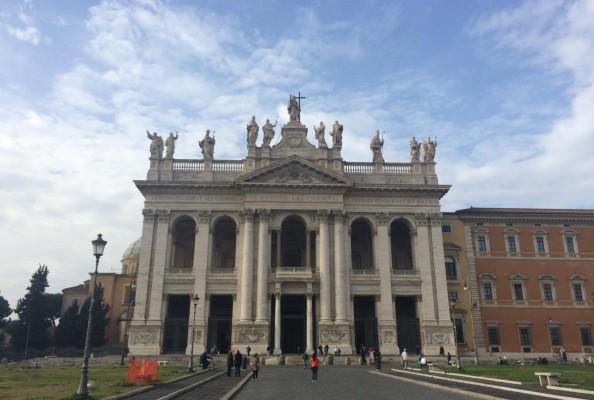 Bazylia św. Jana na Lateranie - katedra rzymska