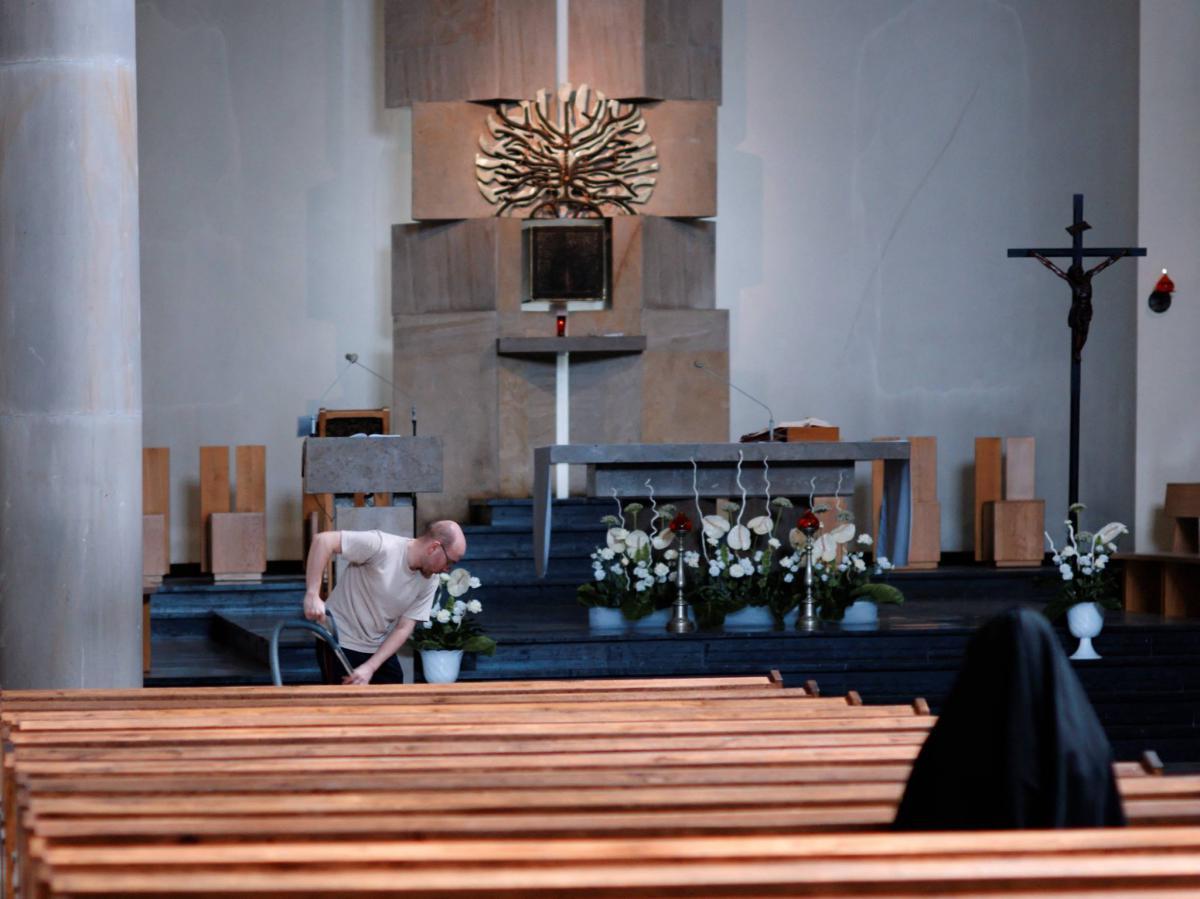 Rola kobiety w Kościele