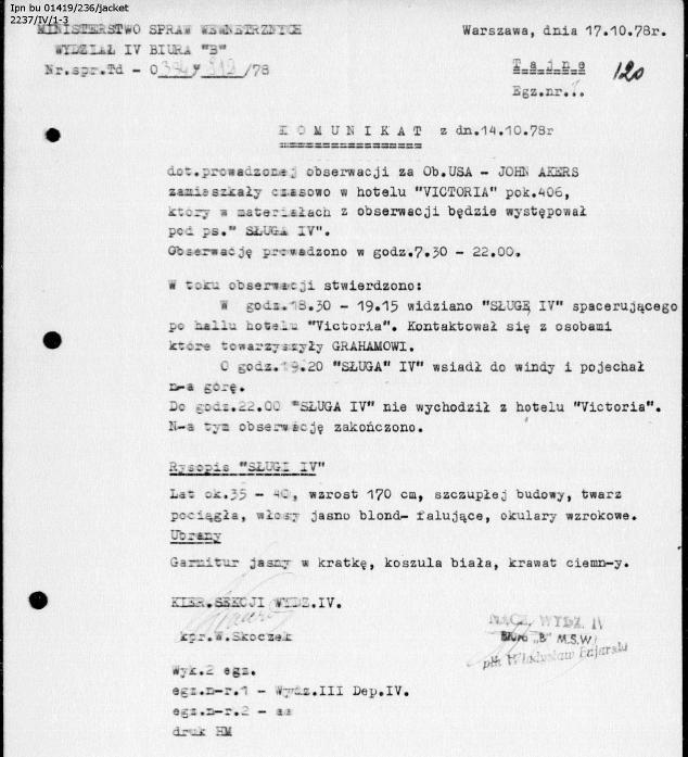 Billy Graham w Polsce