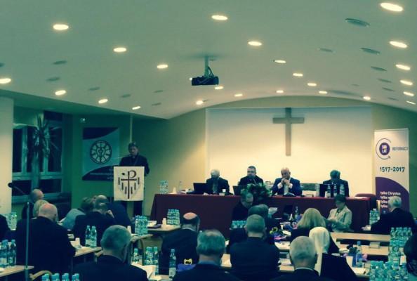Obrady Synodu Kościoła Ewangelicko-Augsburskiego w RP - 10 kwietnia 2015 r.