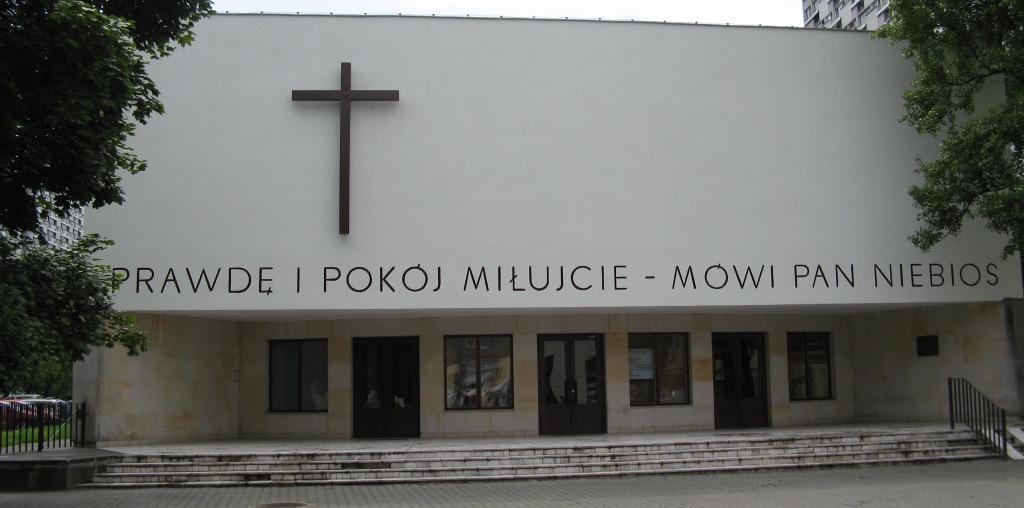 Kaplica I Zboru Baptystów w Warszawie