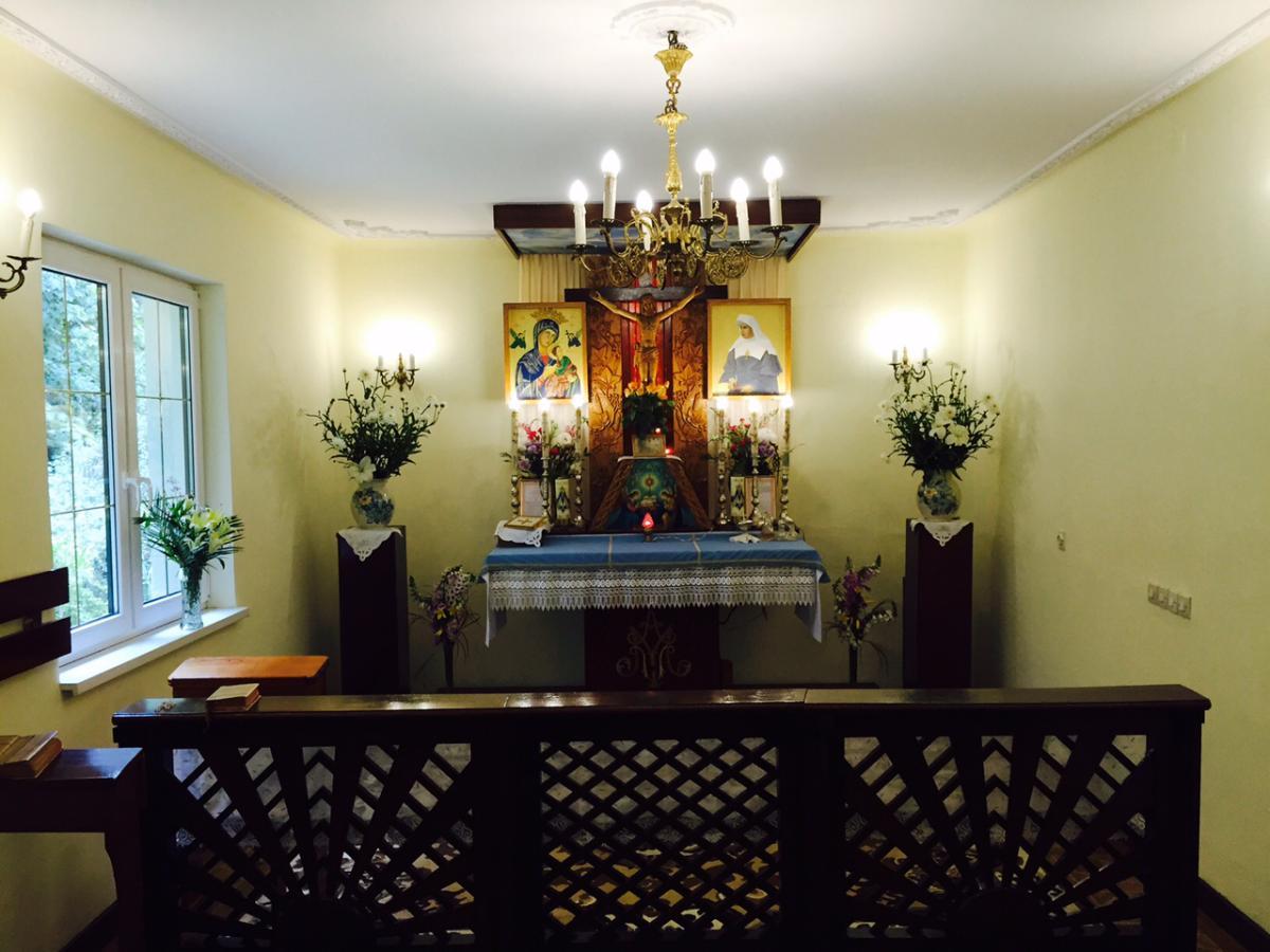 kaplica p.w. Przenajświętszego Sakramentu w Grzmiącej