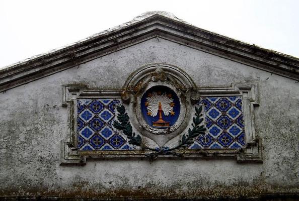 emblemat waldensów z kościoła w Urugwaju