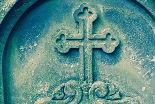 krzyż nagrobny