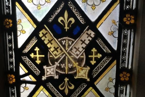 klucze św. Piotra
