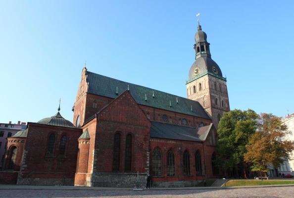 katedra luterańska w Rydze