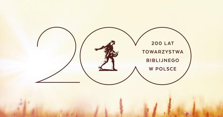200-lecie Towarzystwa Biblijnego w Polsce