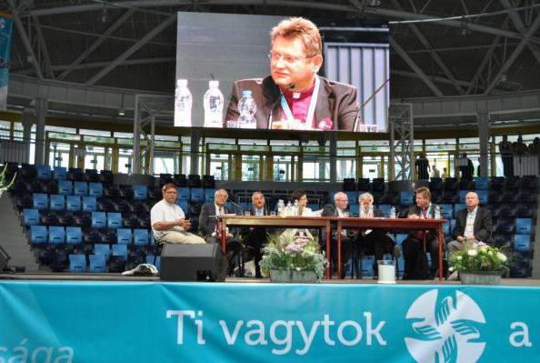 Spotkanie Chrześcijan w Budapeszcie