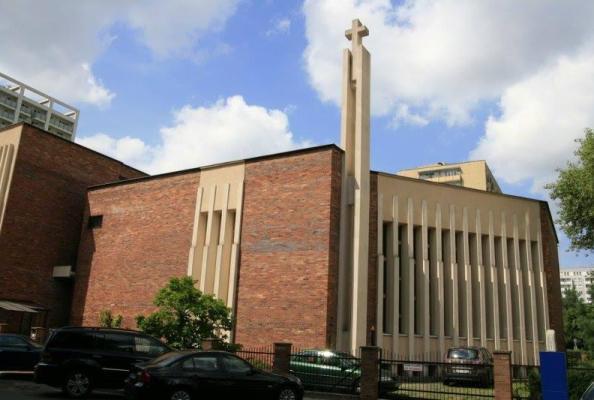 siedziba władz Kościoła Zielonoświątkowego w Polsce
