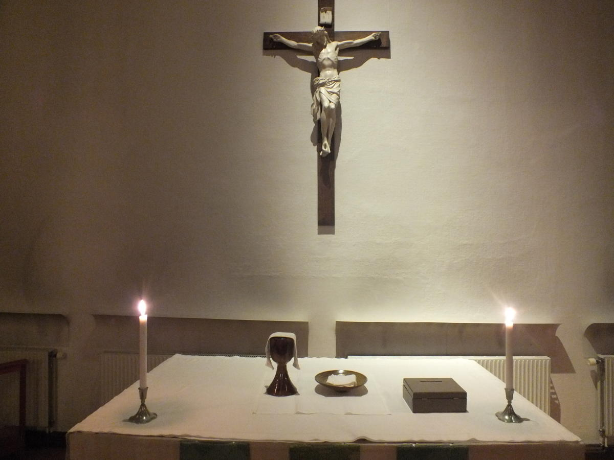 kaplica w Uppsali