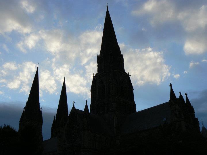 episkopalna katedra św. Marii w Edynburgu
