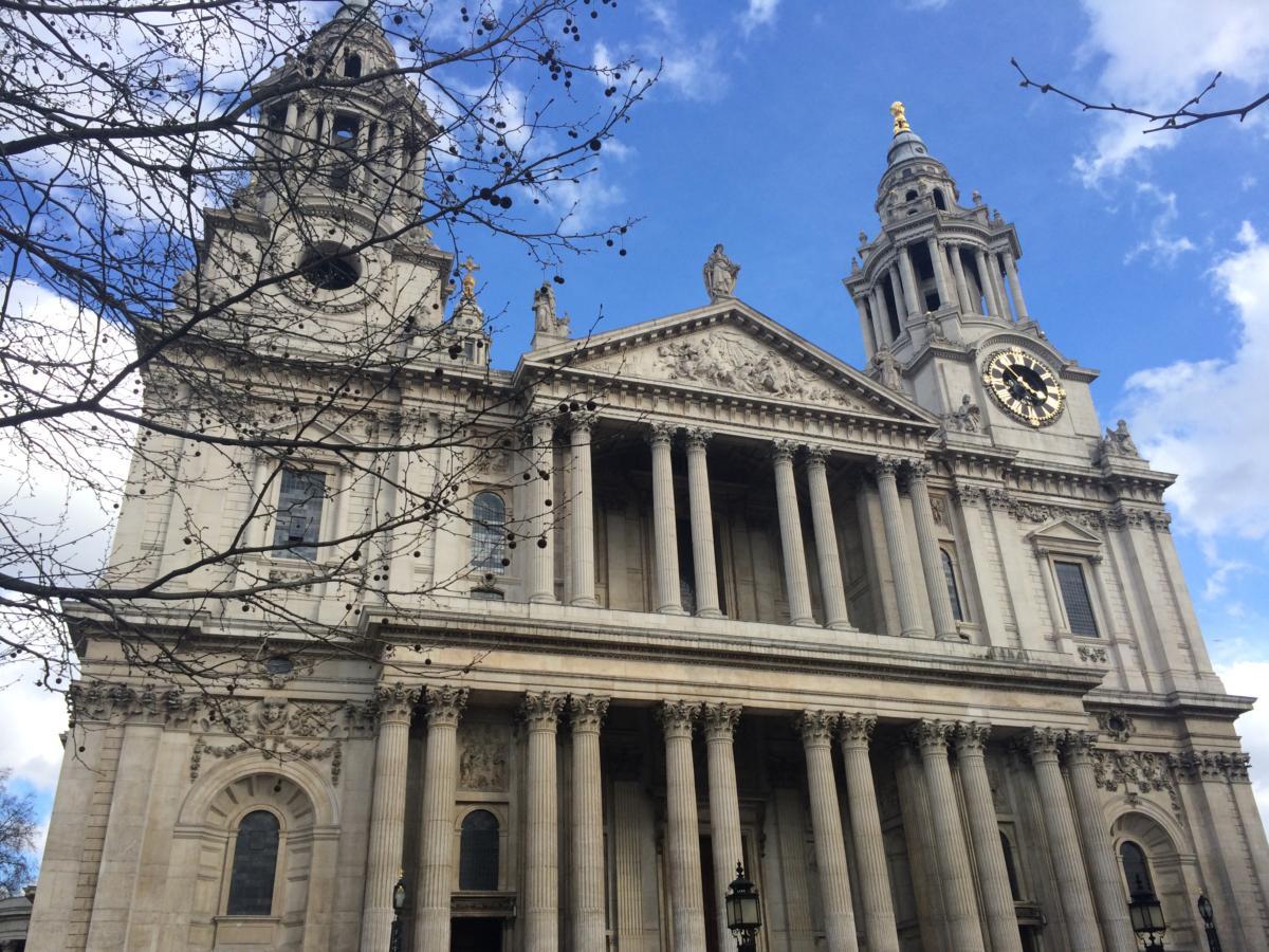 anglikańska katedra św. Pawła w Londynie