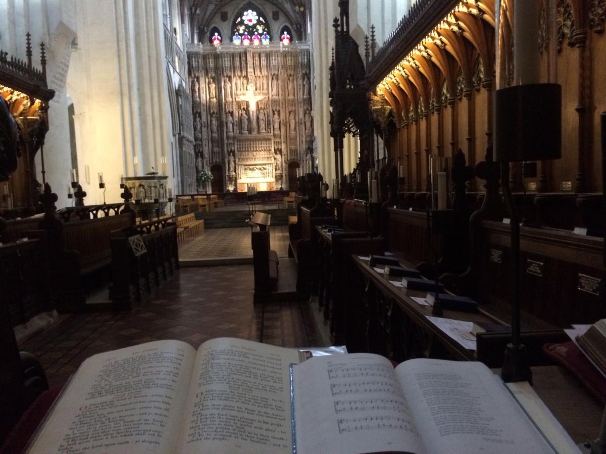 katedra w St Albans