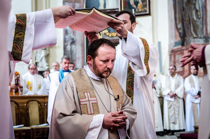 Bp Pavel Benedikt Stránský, zwierzchnik Kościoła Starokatolickiego w Czechach