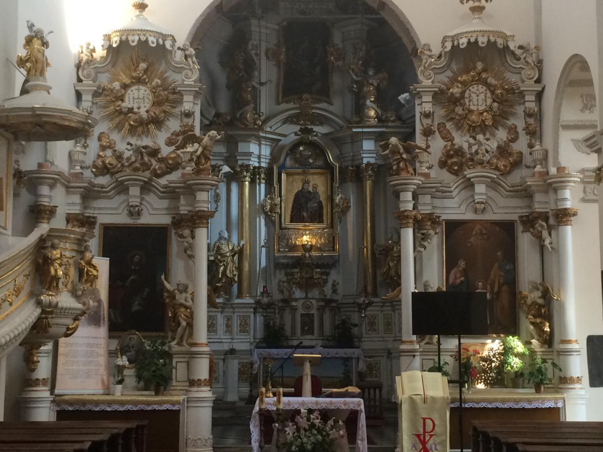 kościół rzymskokatolicki w Lublinie