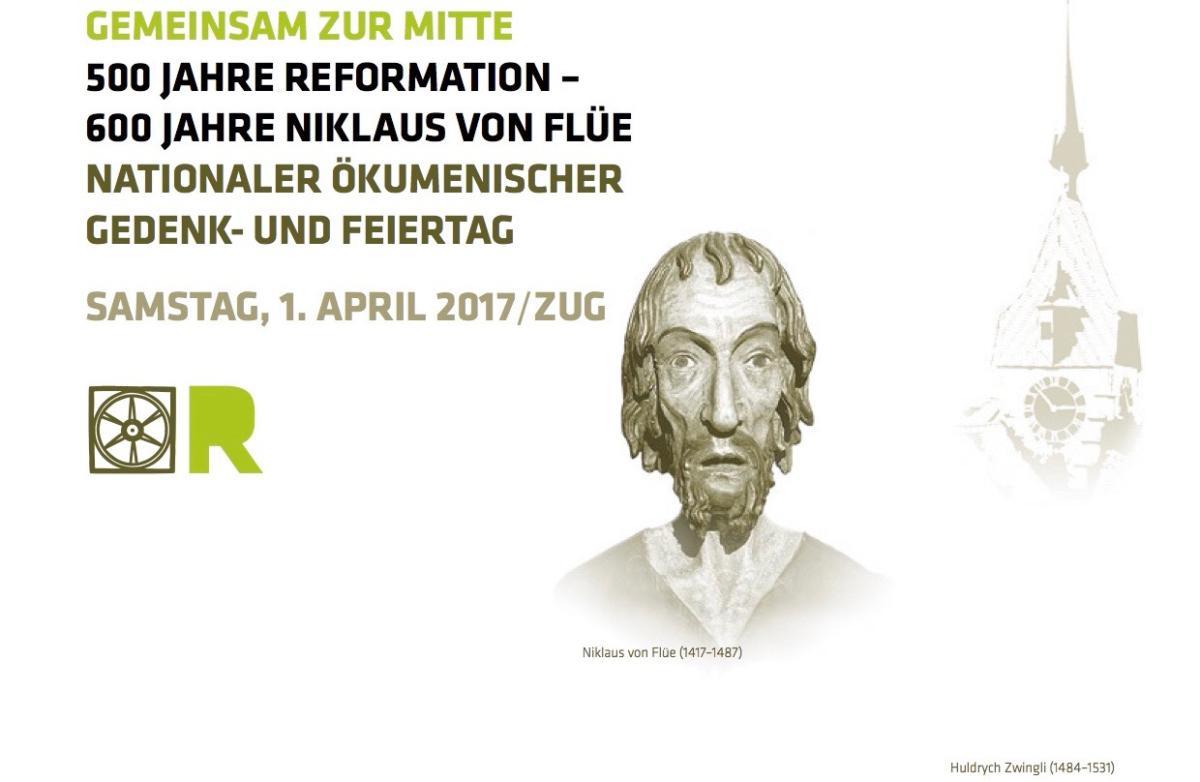 św. Mikołaj z Flüe i 500 lat reformacji