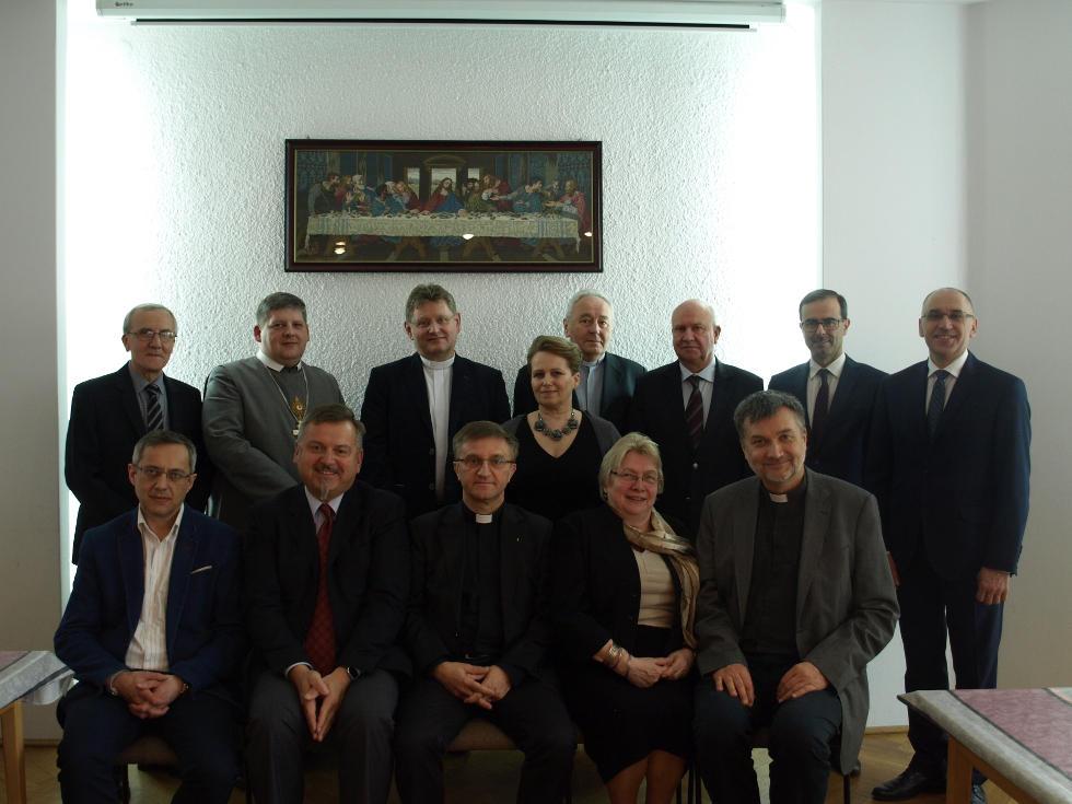 Nowy Zarząd Towarzystwa Biblijnego w Polsce