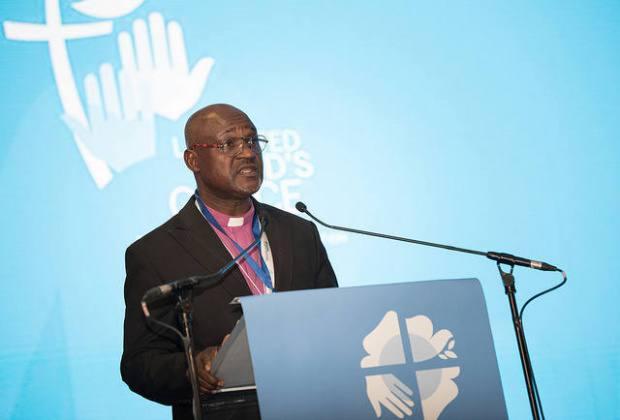 abp Musa Panti Filibus (Nigeria), nowy prezydent ŚFL