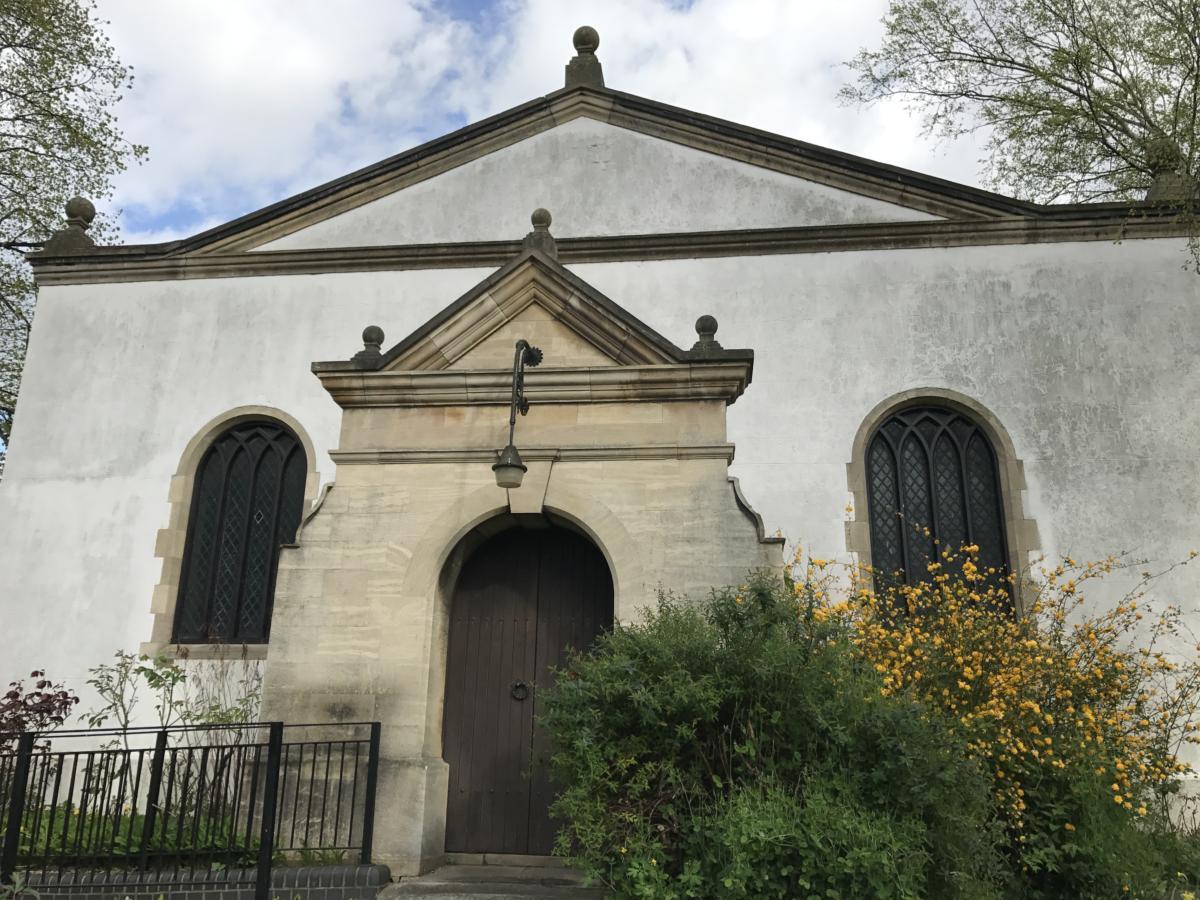 kaplica unitariańska w Lincoln (Wielka Brytania)