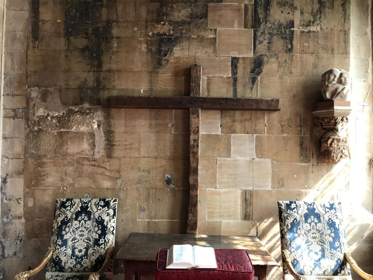 jedna z bocznych kaplic katedry anglikańskiej w Lincoln