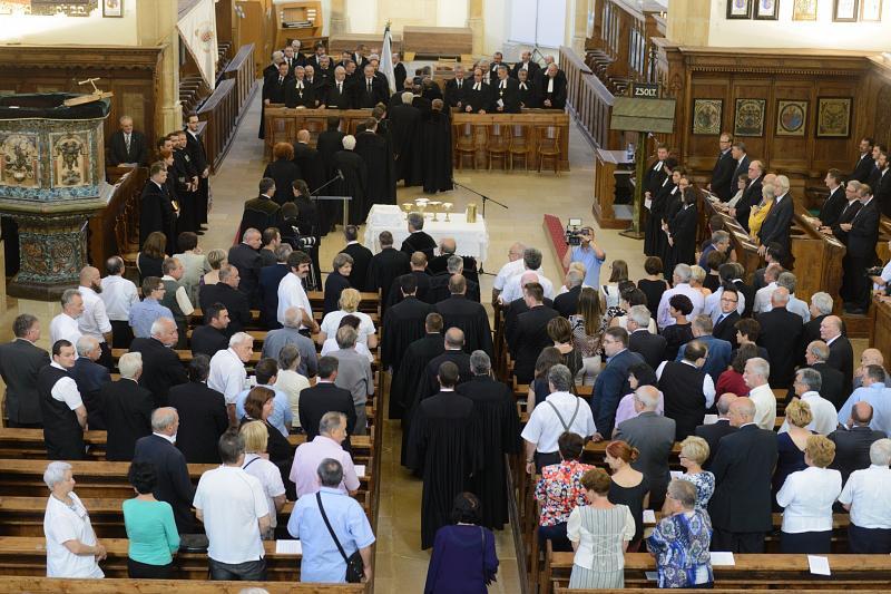 ekumeniczna ordynacja w Siedmiogrodzie