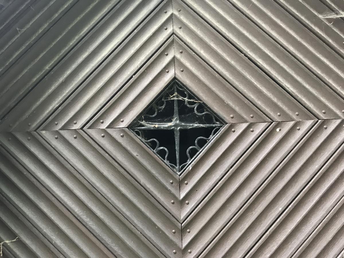krzyż - Getynga