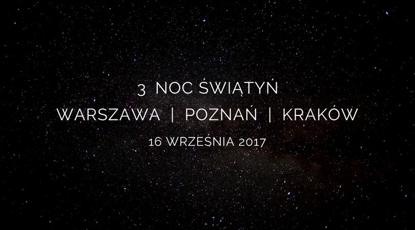 Noc Świątyń 2017