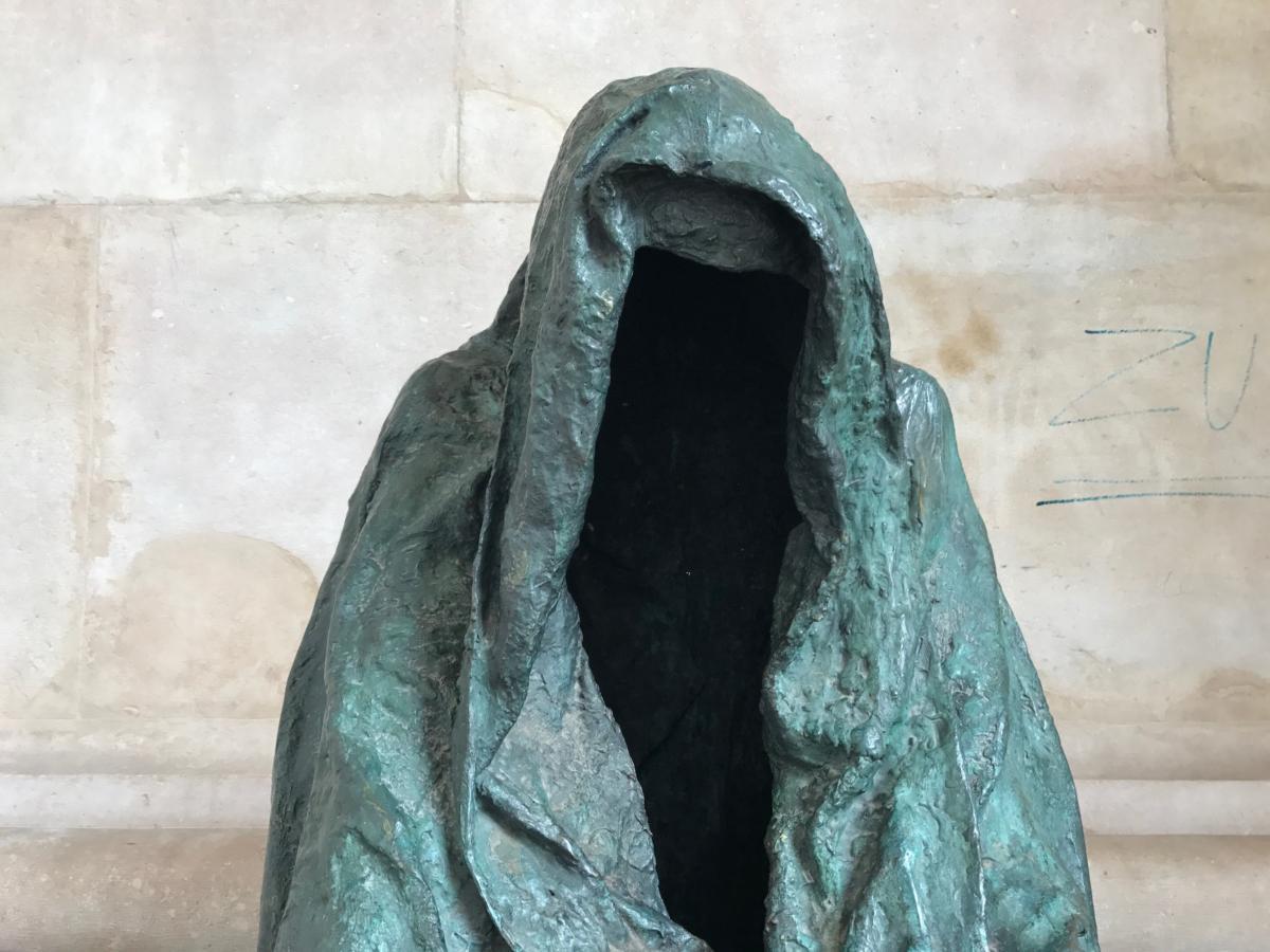 rzeźba z Salzburskiego kościoła