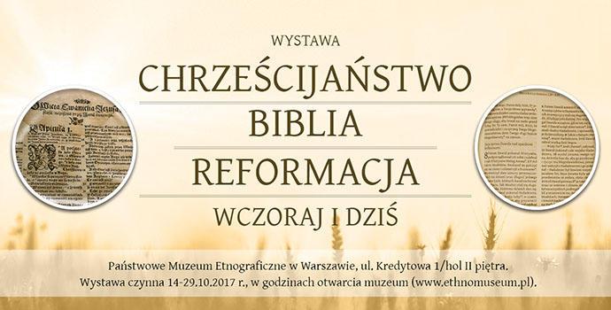 Chrześcijaństwo, BIblia, Reformacja