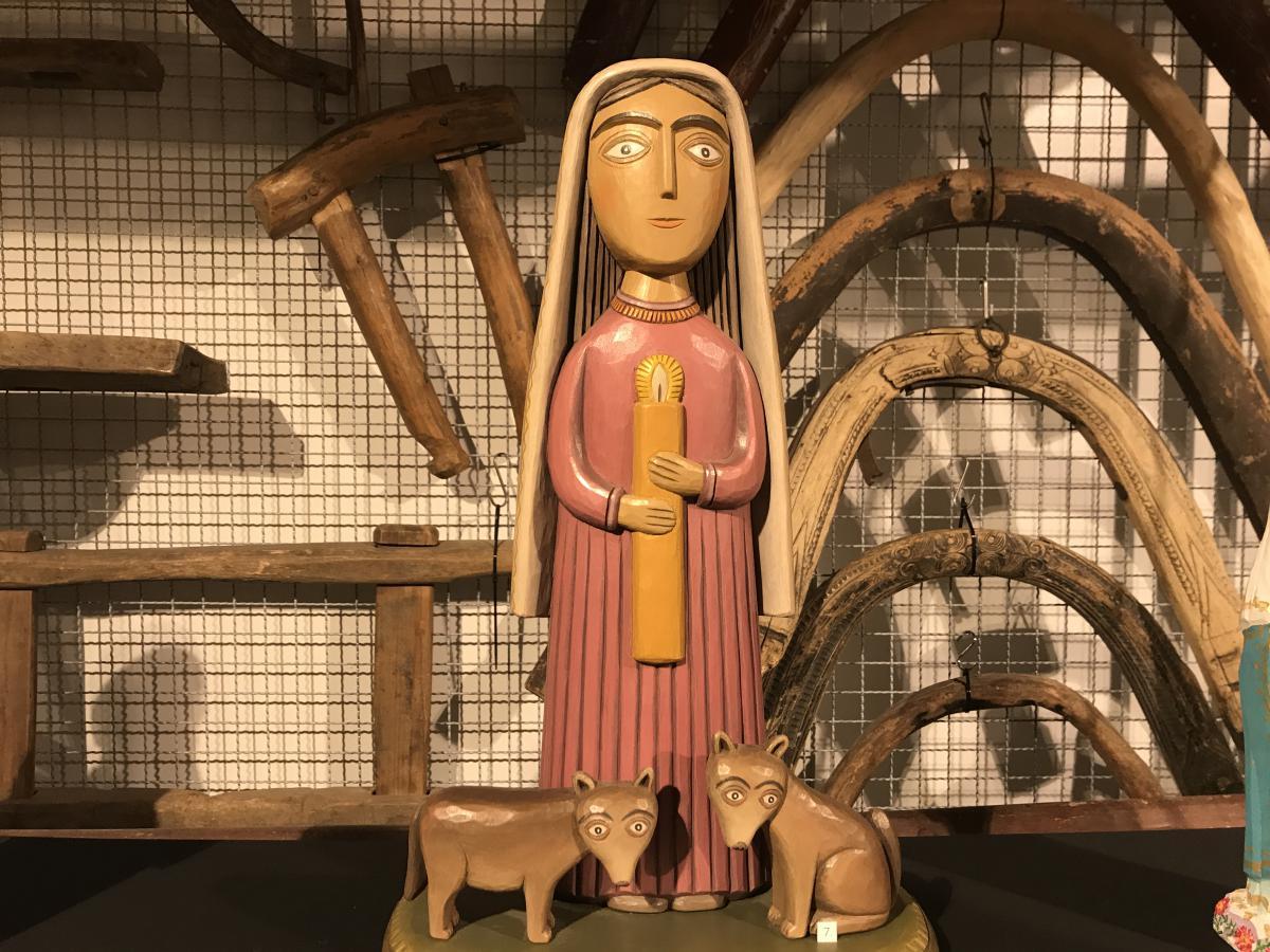 Matka Boża Gromniczna (wystawa w PME)