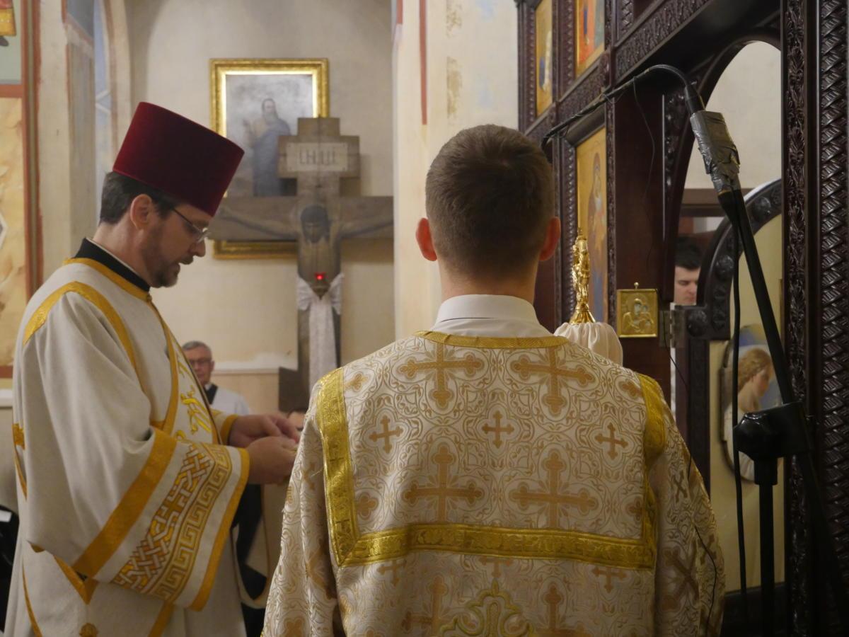modlitwa protodiakona
