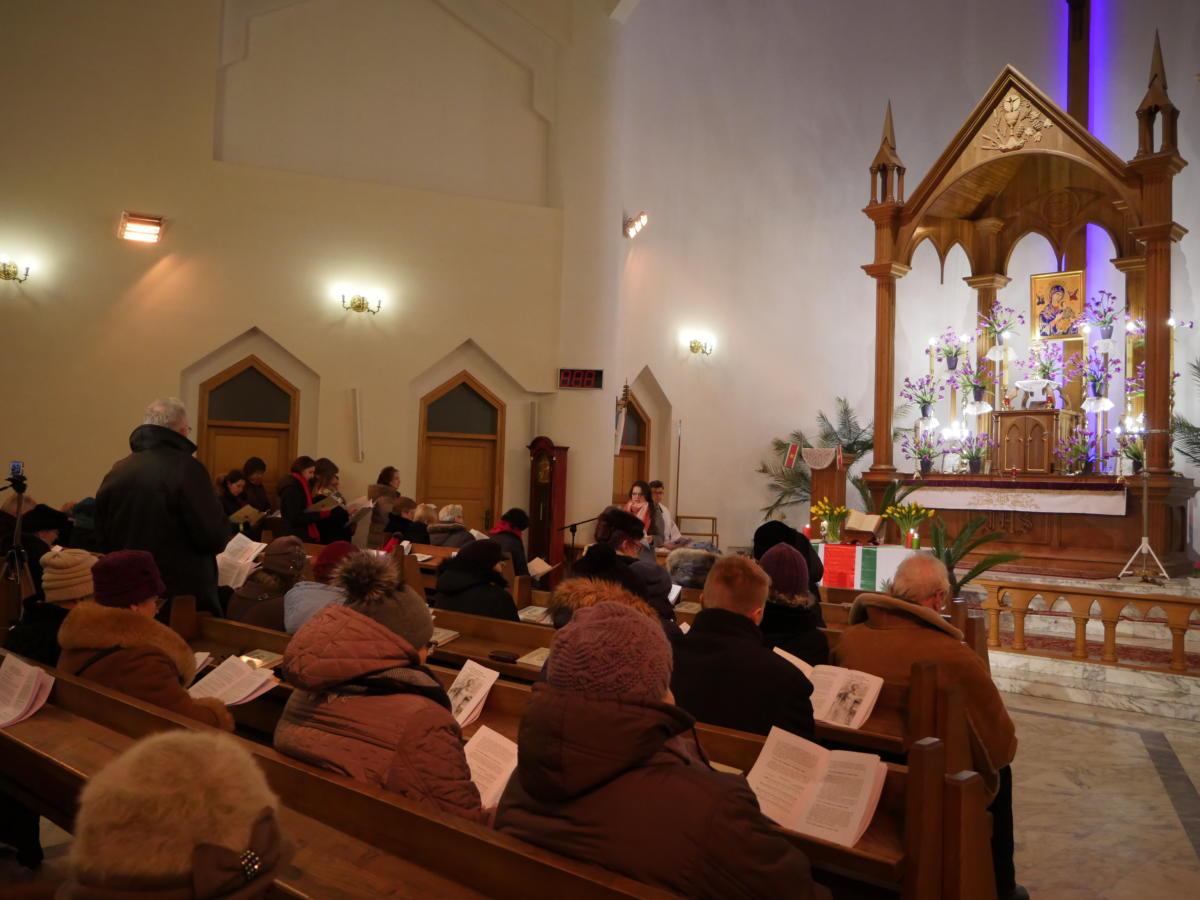 Światowy Dzień Modlitwy 2018 w Warszawie - kościół mariawicki p.w. M.B. Nieustającej Pomocy