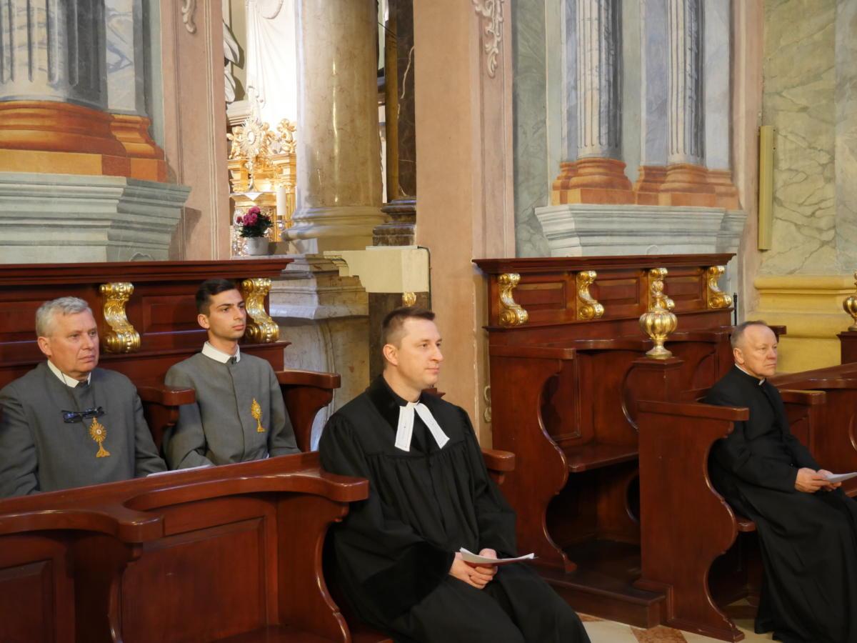 25 kwietnia w archikatedrze lubelskiej odbyło się nabożeństwo ekumeniczne pod przewodnictwem bp. Krzysztofa Nitkiewicza. Kazanie wygłosił bp Marek M. Karol Babi, Biskup Naczelny Kościoła Starokatolickiego Mariawitów