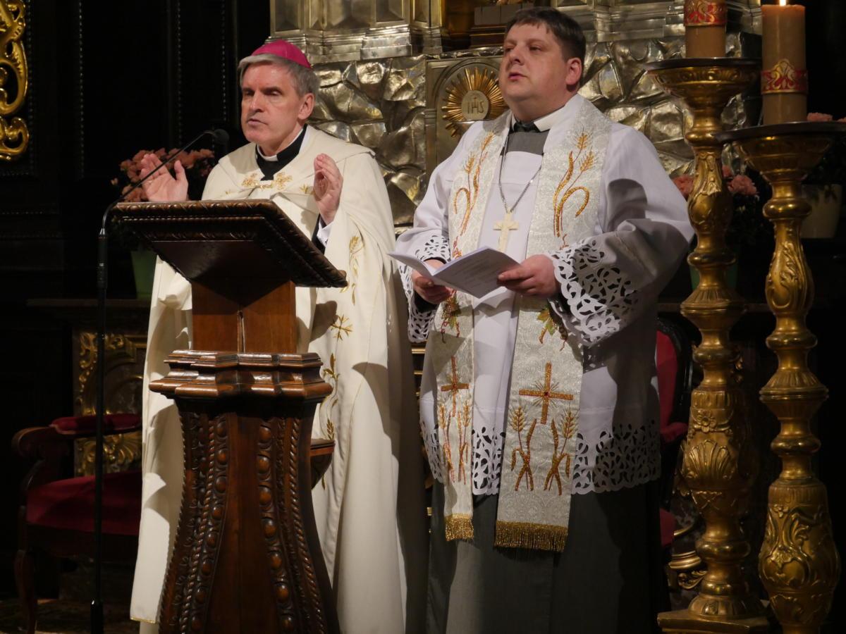 25 kwietnia w archikatedrze lubelskiej odbyło się nabożeństwo ekumeniczne pod przewodnictwem bp. Krzysztofa Nitkiewicza. Kazanie wygłosił bp Marek M. Karol Babi, Biskup Naczelny Kościoła Starokatolickiego Mariawitów.