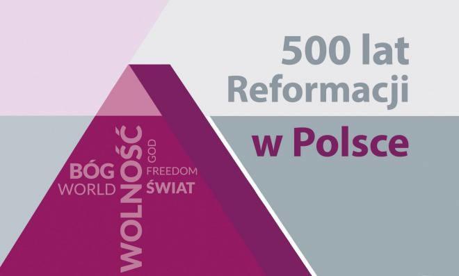 Publikacja GUS: 500 lat Reformacji w Polsce