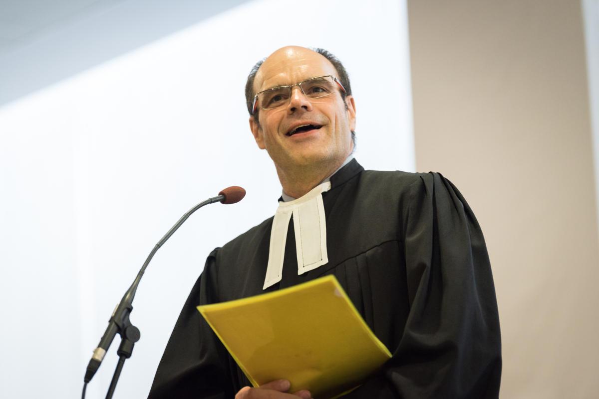 Ks. Christian Krieger, nowy prezydent Konferencji Kościołów Europejskich