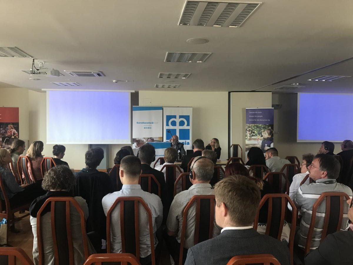 spotkanie Eurodiaconii we Wrocławiu (13.06.2018)