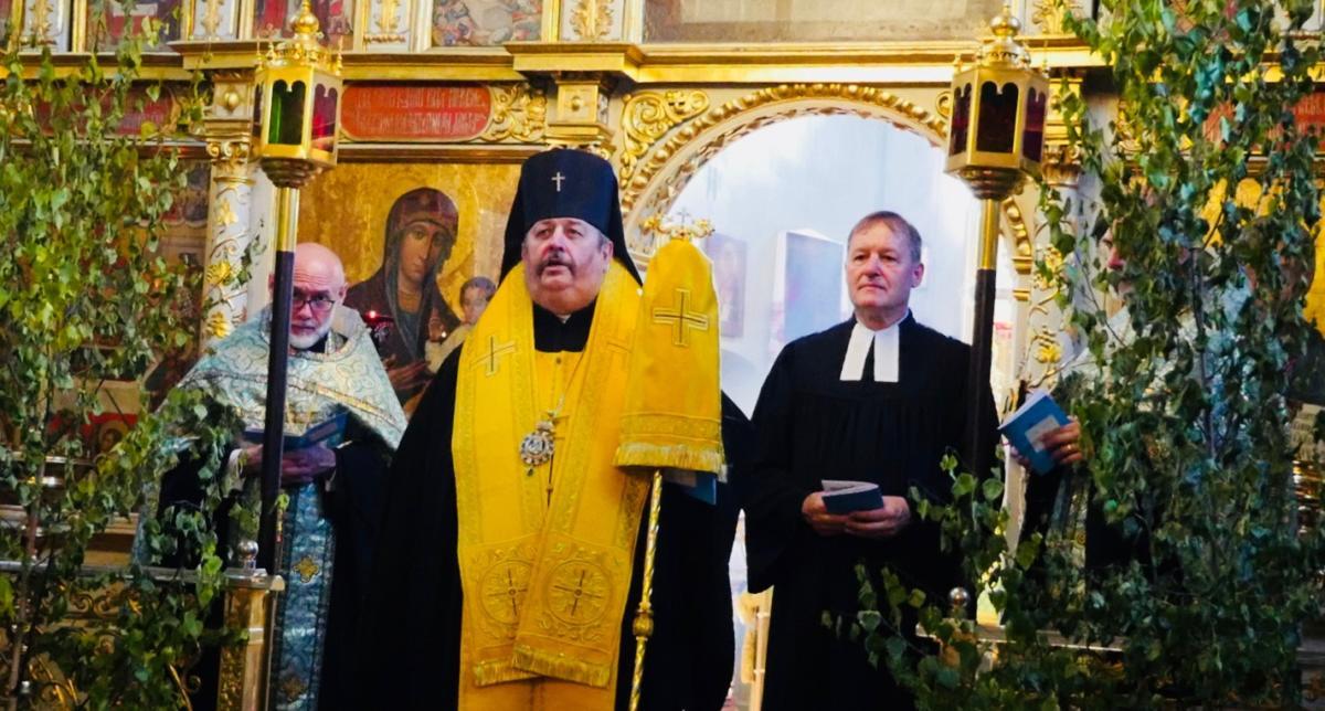 abp Abel (Popławski) ks. dziekan Beatus Widmann