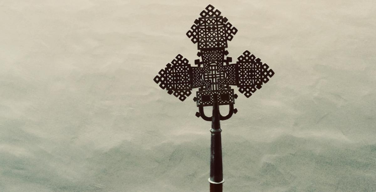 etiopski krzyż prawosławny