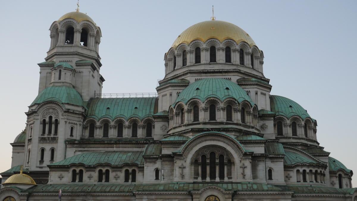 Sobór św. Aleksandra Newskiego w Sofii