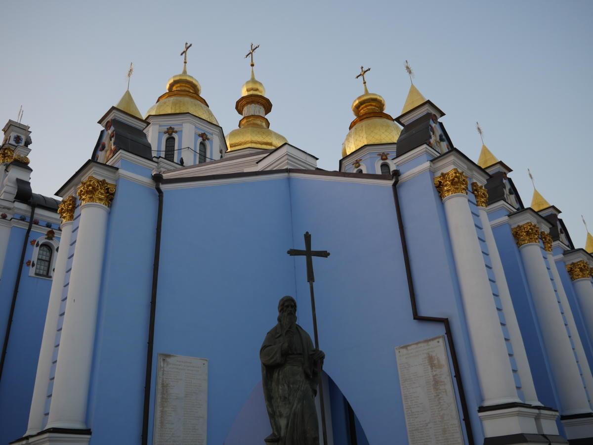 Monaster św. Michała Archanioła o Złotych Kopułach - Patriarchat Kijowski