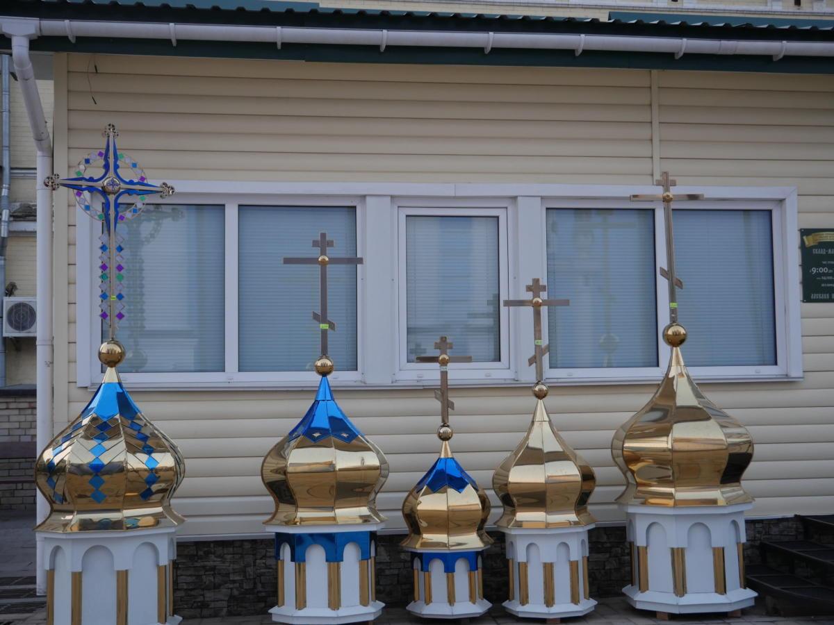 kopuły cerkiewne