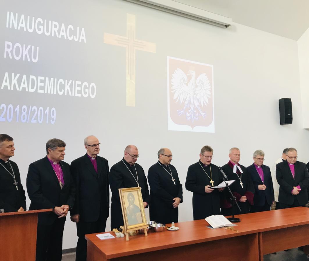 modlitwa luterańskich biskupów