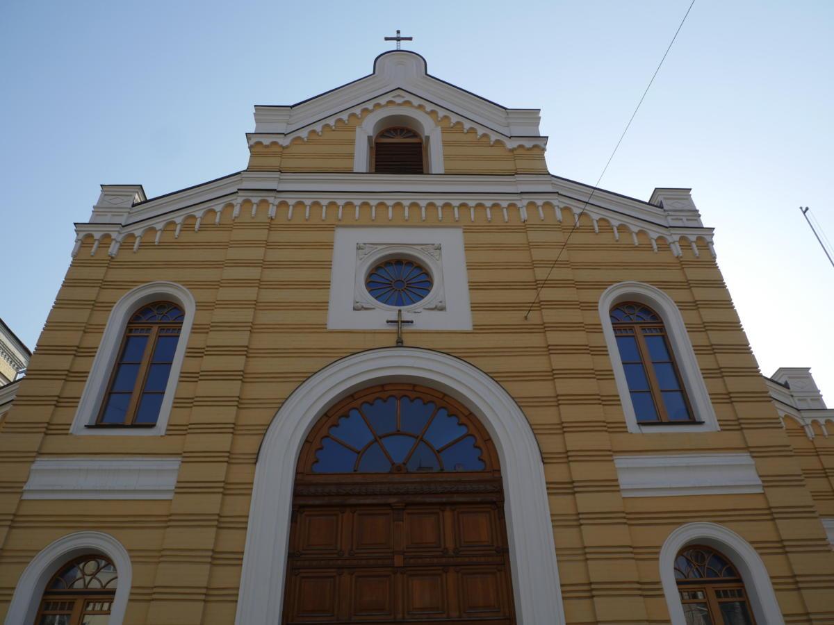 ewangelicko-luterański kościół św. Katarzyny w Kijowie