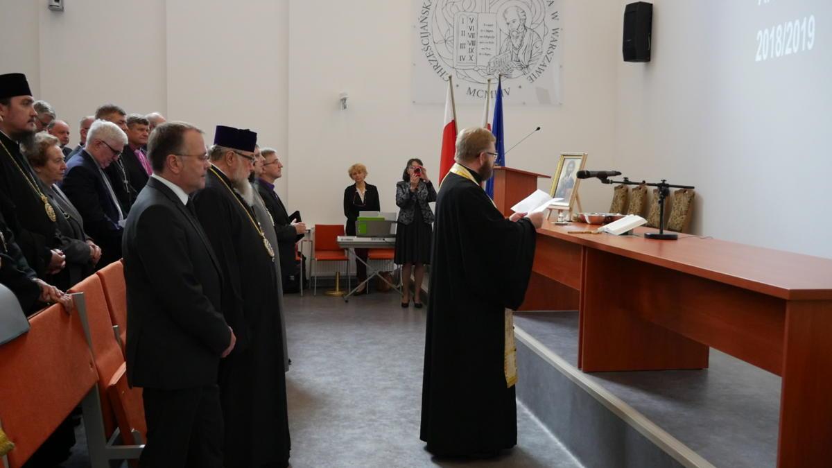 poświęcenie wg obrzadku prawosławnego