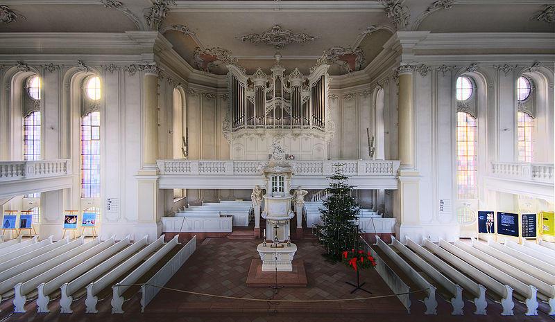 Ewangelicki Kościół Ludwika w Saarbrücken
